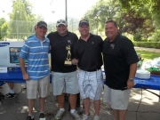 Golf Classic 2013 Overall Team Winners