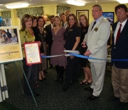 mountview-retirementribbon-cutting