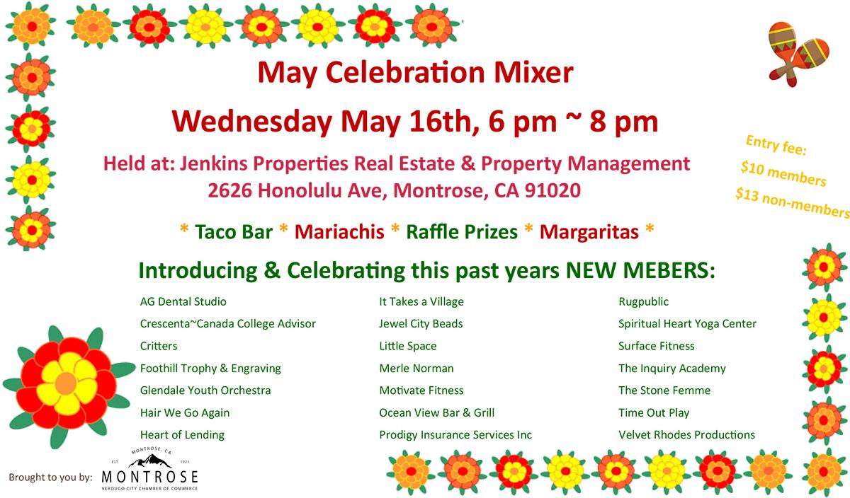 Jenkins Properties Cinco De Mayo @ Jenkins Properties | Glendale | California | United States
