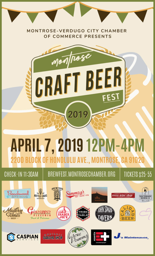 Craft Beer Fest @ Montrose Shopping Park | Glendale | California | United States