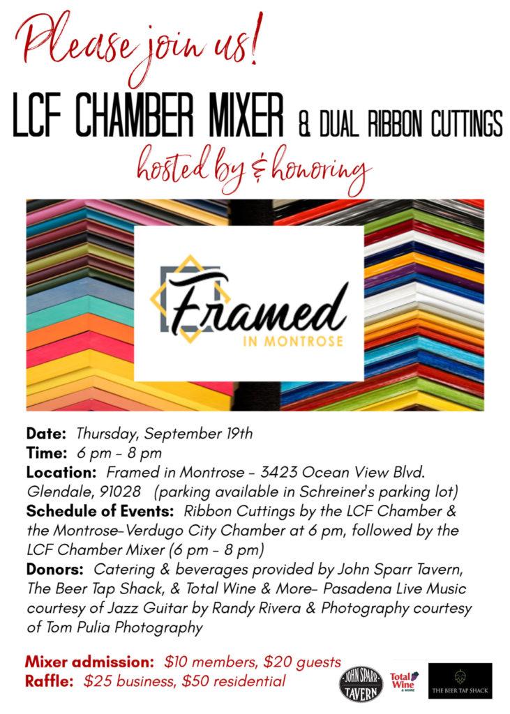 LCF Chamber Mixer