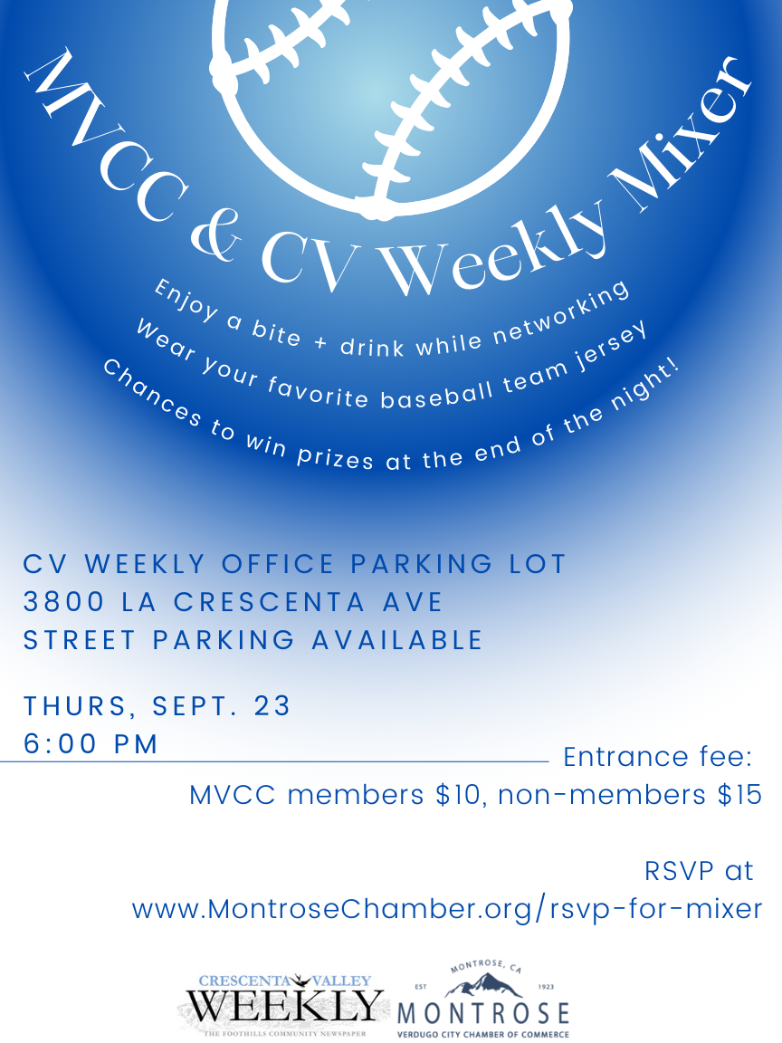 MVCC & CV Weekly Mixer @ CV Weekly Office Parking Lot  | Glendale | California | United States